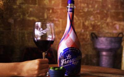 Descubre La Fresquita Tinta, nuestra nueva sangría con el sabor de siempre
