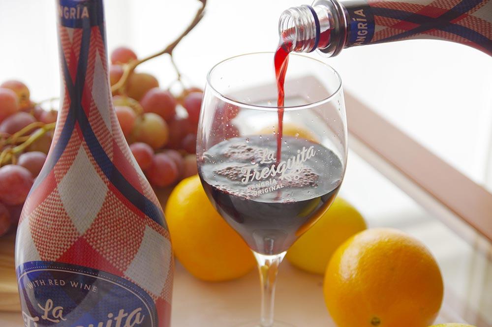 Mitos sobre la sangría: siempre lleva alcohol